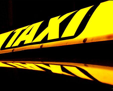 Столичные таксисты хотят устроит бунт